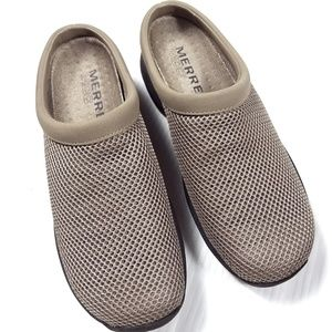 Merrell MOC Encore Breeze Mesh Slip On Clog